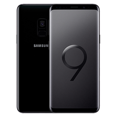 Samsung Galaxy S9 256Gb Midnight Black, черный бриллиант