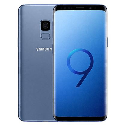 Samsung Galaxy S9 256Gb Coral Blue, синий коралл