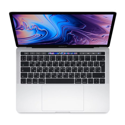 "Apple MacBook Pro 13"" (2018) Core i5 2,3 ГГц, 8 ГБ, 256 ГБ SSD, Iris Plus 655, Touch Bar серебристый (MR9U2)"