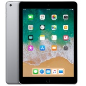 "Apple iPad 9,7"" (2018) Wi-Fi 128Gb серый космос"
