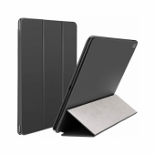 Чехол-обложка для iPad Pro 11 (2018) Baseus Simplism Y-Type Leather Case Black, черный