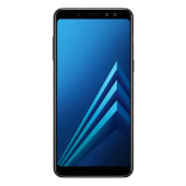 Samsung Galaxy A8 (2018) 32Gb Black, черный