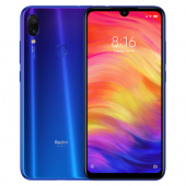 Xiaomi Redmi Note 7 4GB+64GB Blue, синий