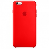 Чехол Silicone Case для iPhone 6/6s (PRODUCT)RED, красный