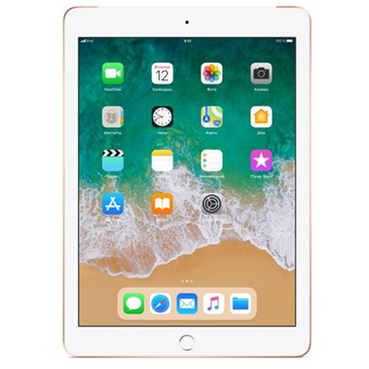 "Apple iPad 9,7"" (2018) Wi-Fi 128Gb золотой"