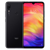 Xiaomi Redmi Note 7 4GB+64GB Black, черный