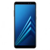 Samsung Galaxy A8+ (2018) 32Gb Black, черный