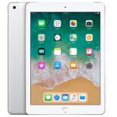 "Apple iPad 9,7"" (2018) Wi-Fi + Cellular 128Gb серебристый"