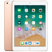 "Apple iPad 9,7"" (2018) Wi-Fi + Cellular 128Gb золотой"