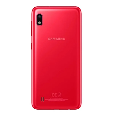 Samsung Galaxy A10 (2019) 32Gb Red, красный